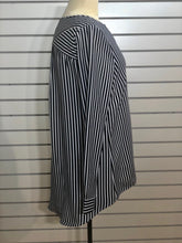 Load image into Gallery viewer, Renuar Silky Stripe Blouse
