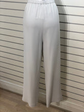 Load image into Gallery viewer, Eileen Fisher Stretch Crepe Straight Ankle Pant