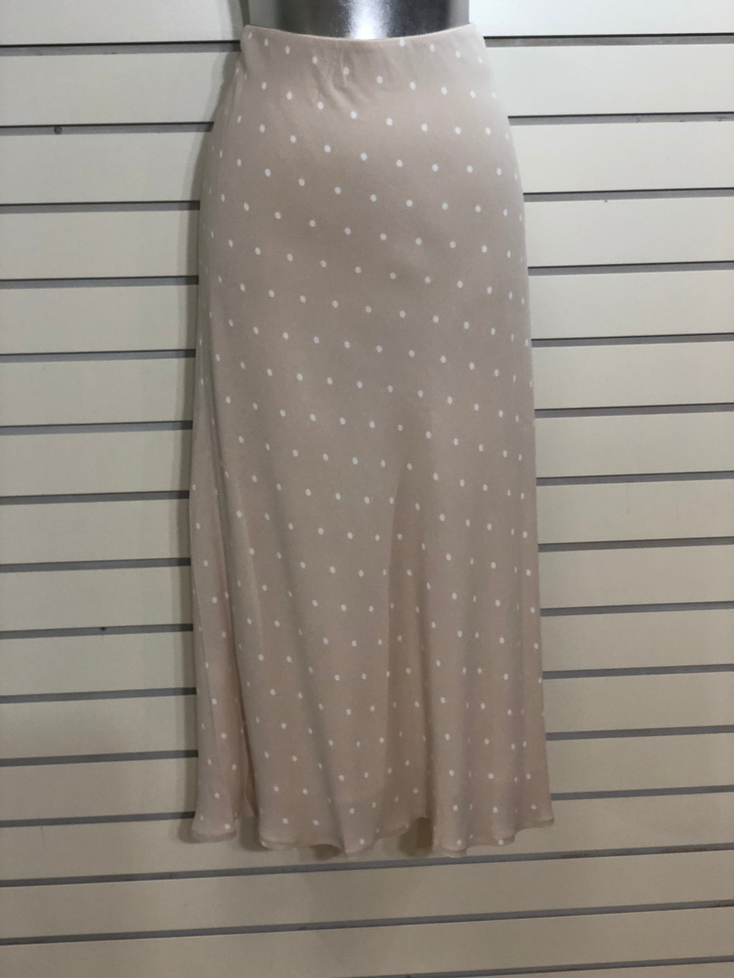 Sanctuary Dot Midi Skirt