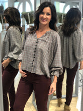 Load image into Gallery viewer, Drew Daphne peasant blouse