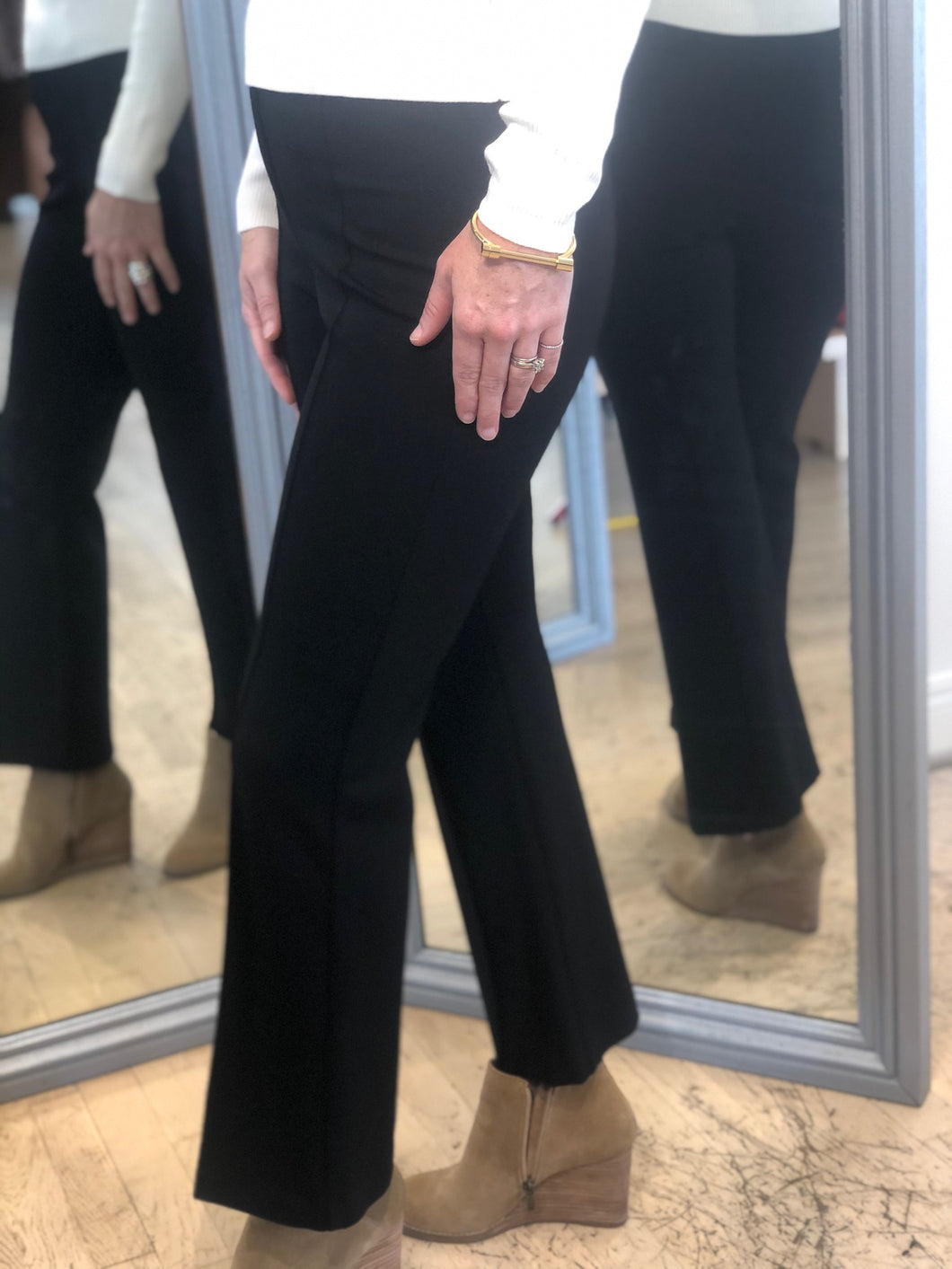 Drew Angelica cropped pant