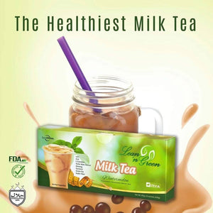 Lean N' Green Milktea (Wintermelon Flavor)