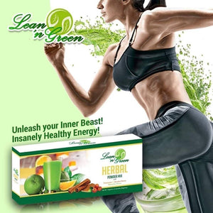 Lean N' Green PREMIUM Resveratrol Powder Mix