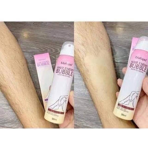 Hair Enemy Bubble [Hair Removal]