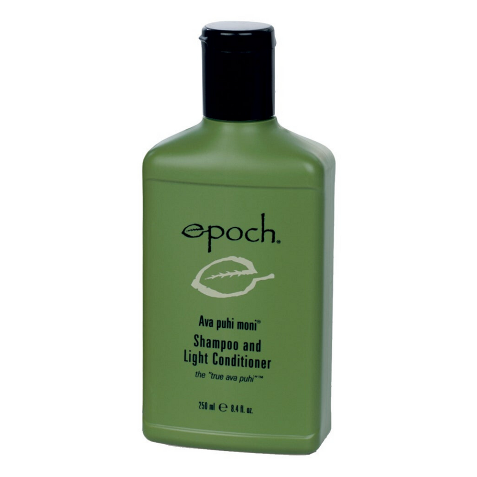 Epoch® Ava Puhi Moni® Shampoo & Light Conditioner