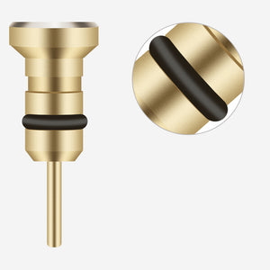 Earphone Jack Dust Plug Gadget