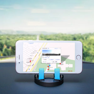 360 Degree Car Phone Holder Soft Silicone