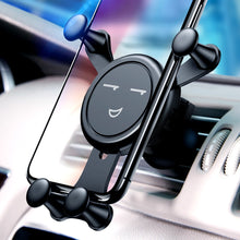 Load image into Gallery viewer, Gravity Car Phone Holder Vent Clip