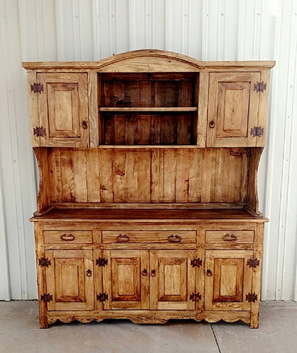 Reclaimed Wood Hutch