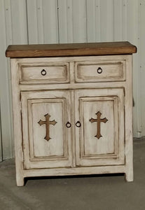 Canyon Cross Cabinet