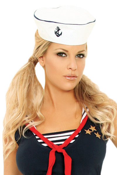 Sailor Hat. - masks - Curvynbeautiful Plus size lingerie