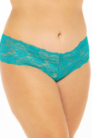 Kiss boyshort Teal