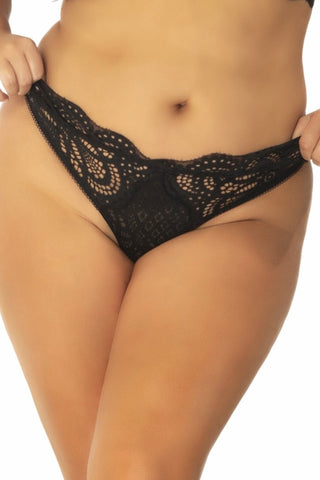 Stephanie panty black