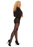 Sheer Pantyhose - plus size pantyhose - Curvynbeautiful Plus size lingerie - 2