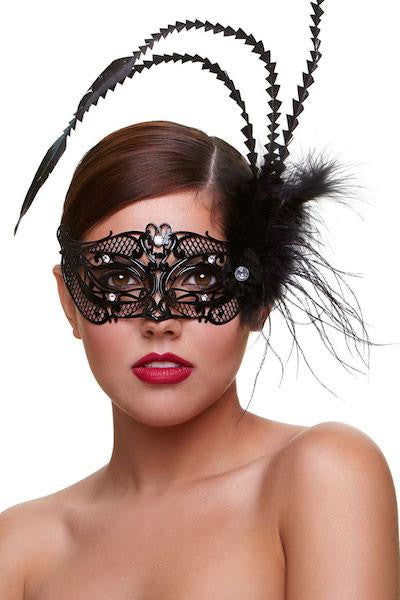 Mask Fantasia - masks - Curvynbeautiful Plus size lingerie - 1