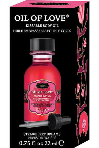 Oil of love strawberry