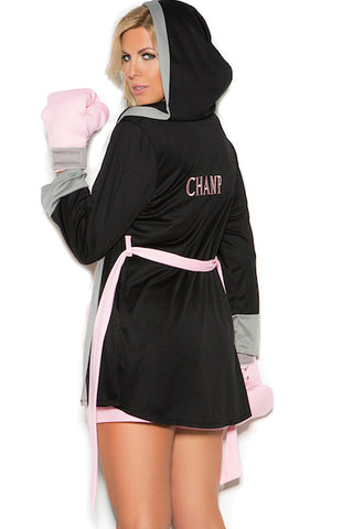 Prizefighter costume - plus size costume - CurvynBeautiful