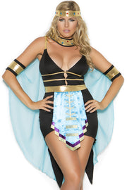 Queen Of The Nile Costume - plus size costume - CurvynBeautiful