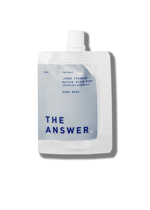 50ML THE ANSWER HAND WASH - THEANSWER.STORE