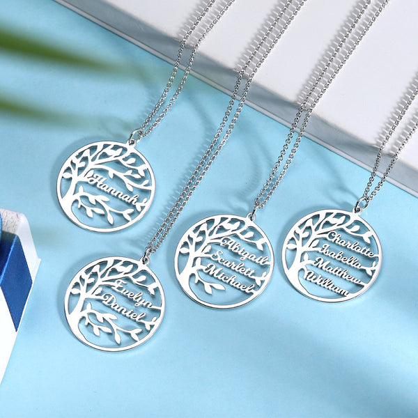 Personalize Your Tree of Life  Necklace
