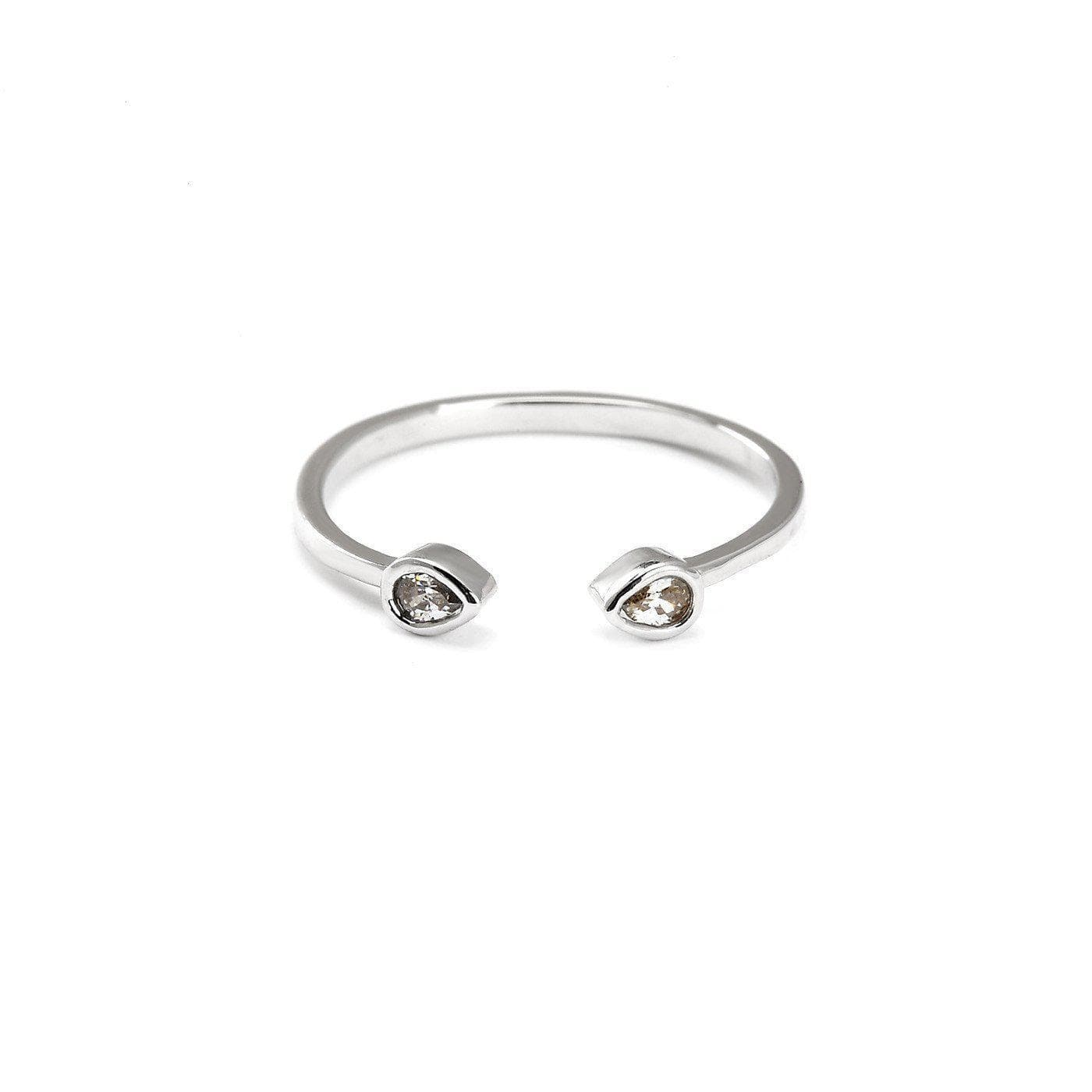 Adjustable Sleek Midi Ring-Blinglane