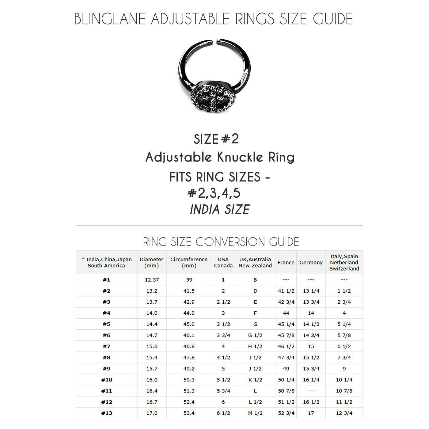 Ask Me Question Toe Ring-Blinglane