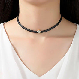 Charming Star Choker-Blinglane