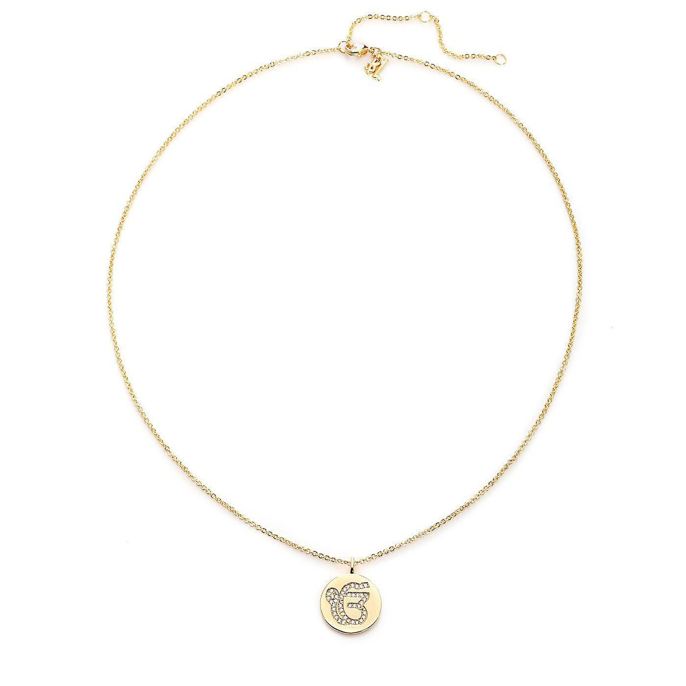 Ek Onkar Elegant Fashion Pendant Necklace-Blinglane
