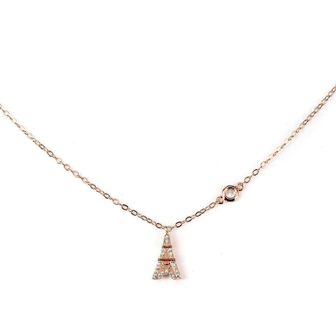 Evening in Paris Necklace-Blinglane