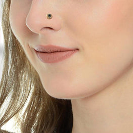 Exclusive Evil Eye Nose Pin-Blinglane