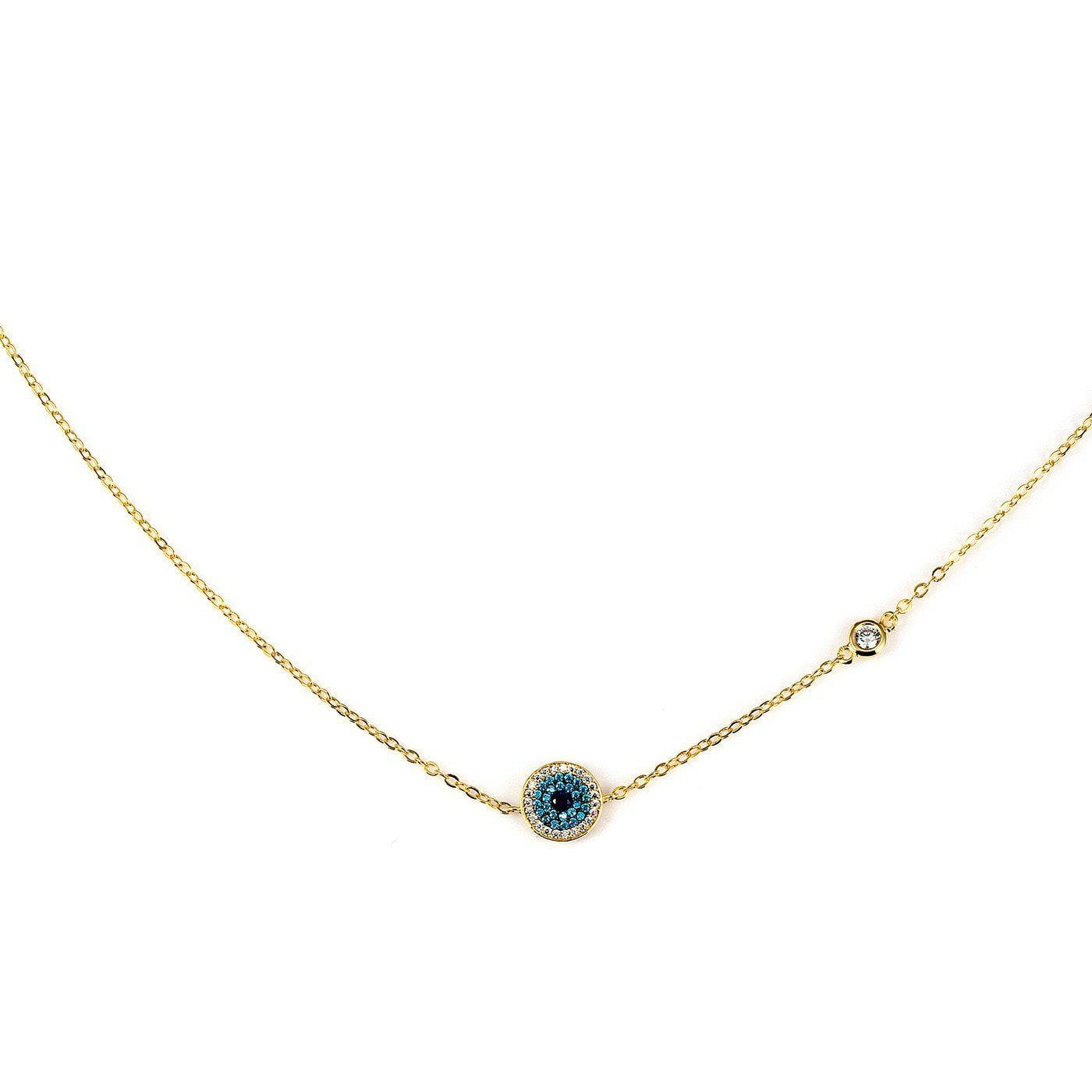 Exclusive Evil Eye Waist Chain-Blinglane