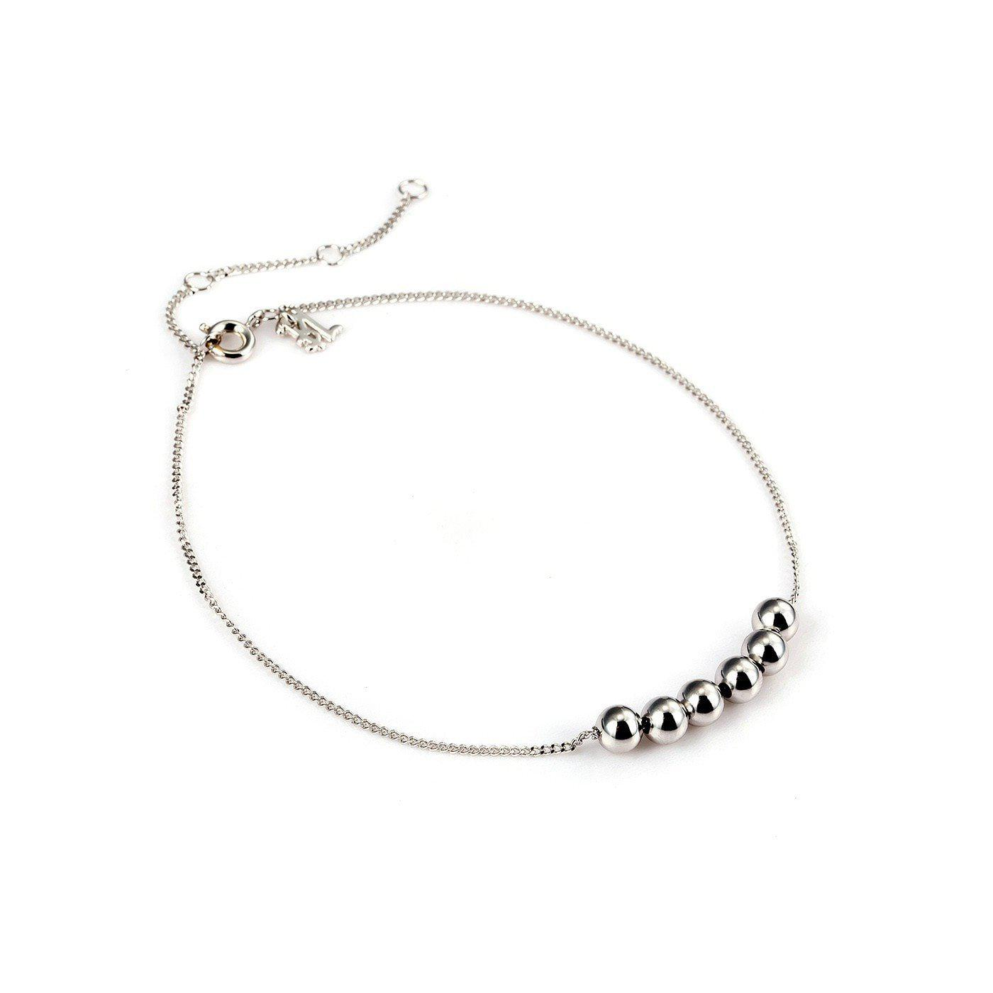 Exquisite Beads Anklet-Blinglane