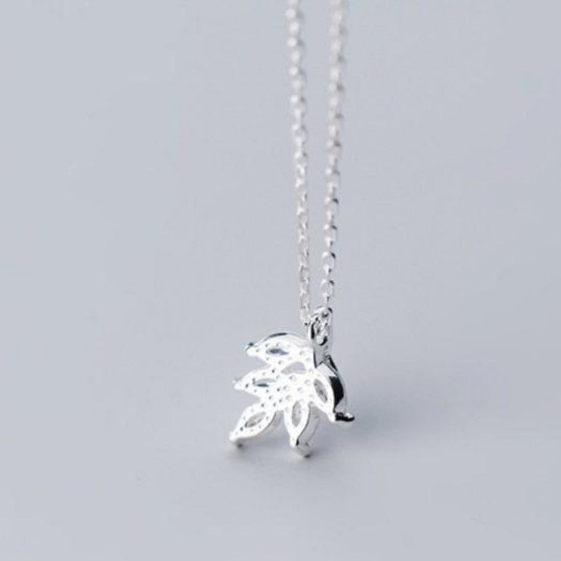 Final March 59-Silver Necklace-Blinglane