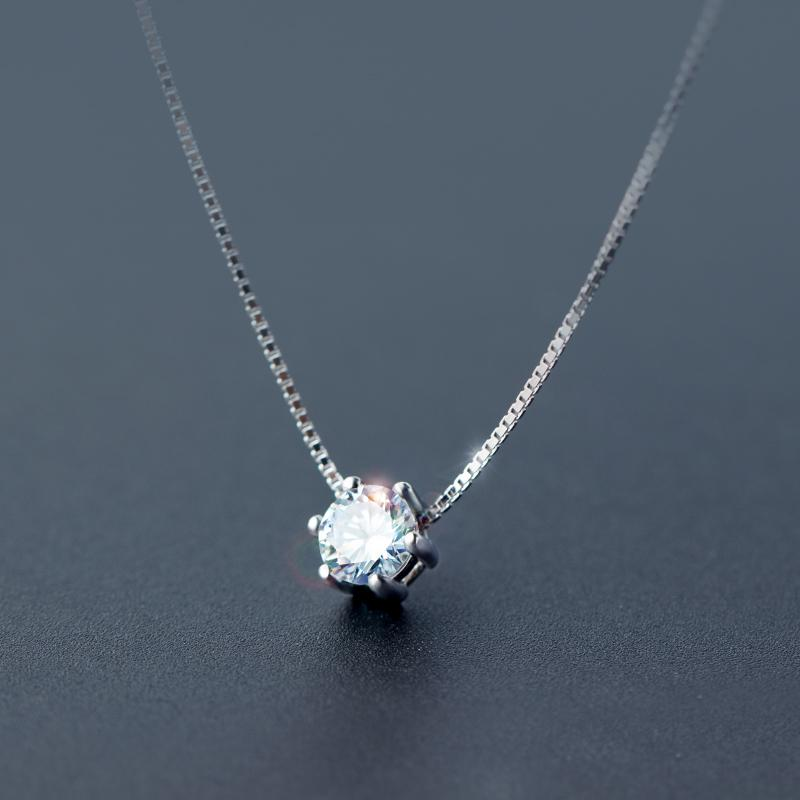 Final March 83-Silver Necklace-Blinglane