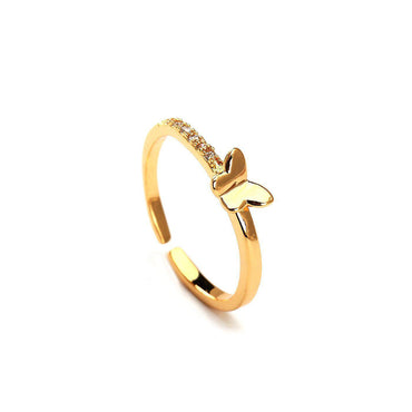 Flutter By Alloy Fashion Rings-Blinglane