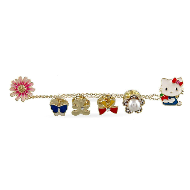 Hello Kitty Lapel Pins-Blinglane