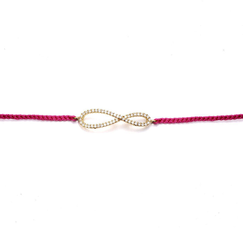Infinity Friendship Bracelet-Blinglane