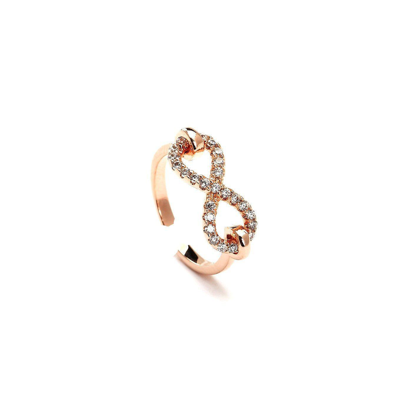 Infinity Toe Ring-Blinglane