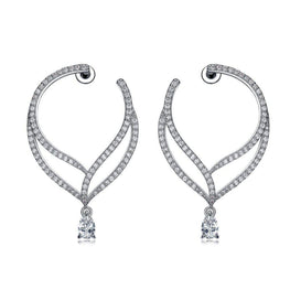 Luxe Droplet Earrings-Blinglane