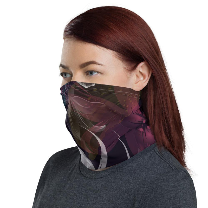 Midnight Dreams Neck Gaiter-Neck Gaiters-Blinglane