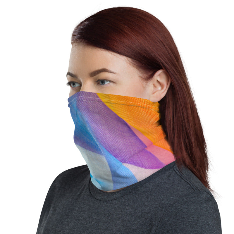 Colorful Vibes Neck Gaiter