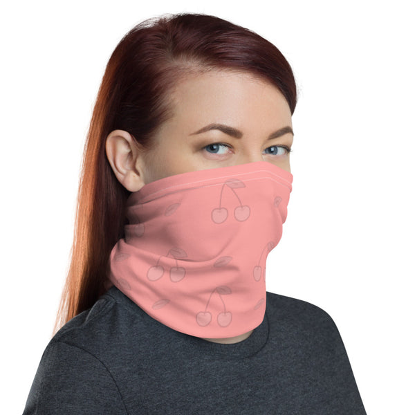 Fruity Pastels Neck Gaiter