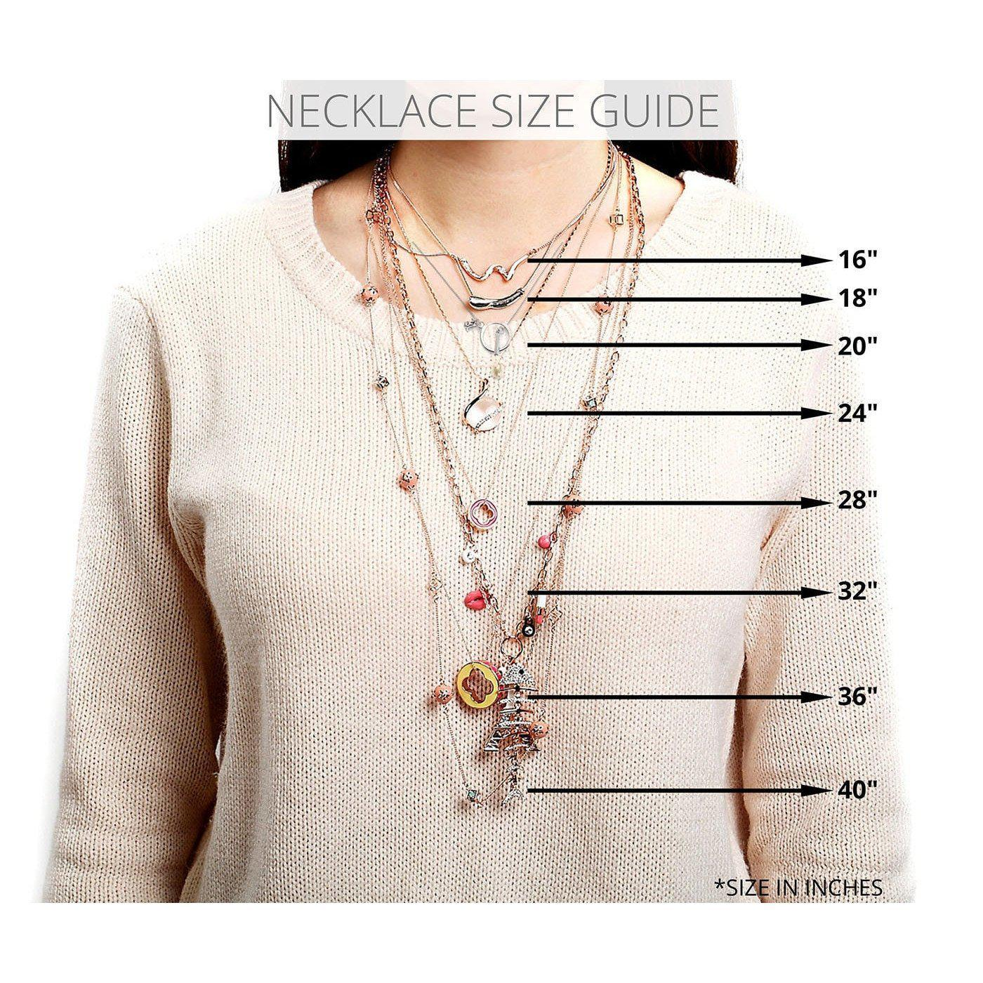 Normcore Bar Necklace-Blinglane