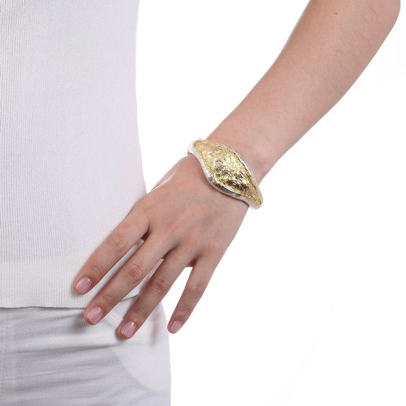 Particularized Cuff Bracelet-Blinglane