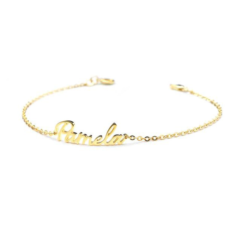 Personalize Your Name Fashion Bracelet