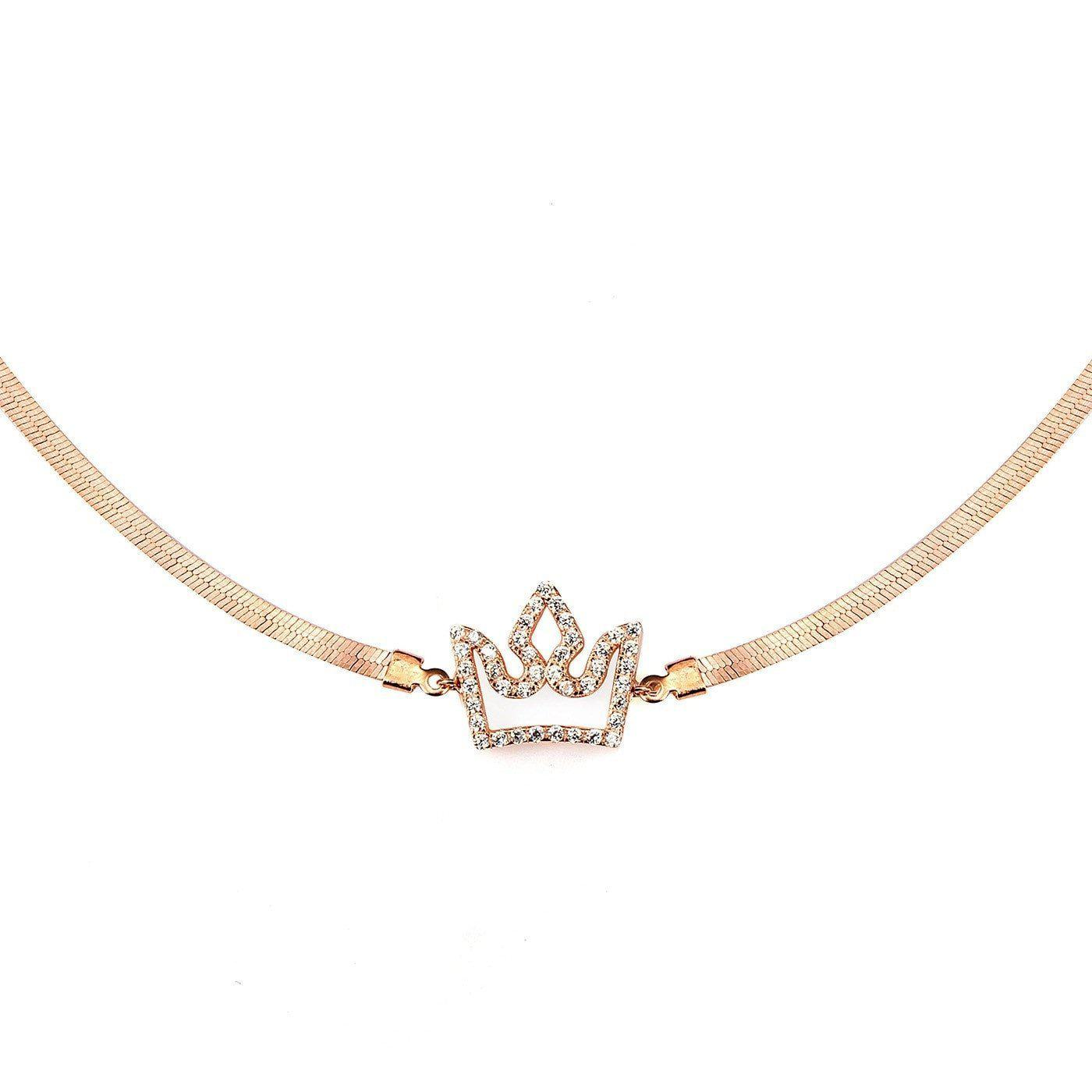 Princess Me Choker-Blinglane