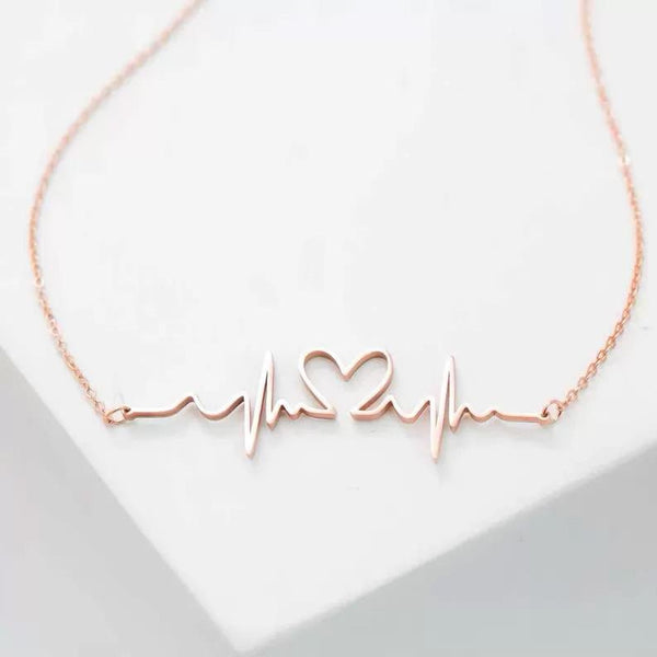 Blinglane Love Heart Fashion Necklace Jewelry for Women