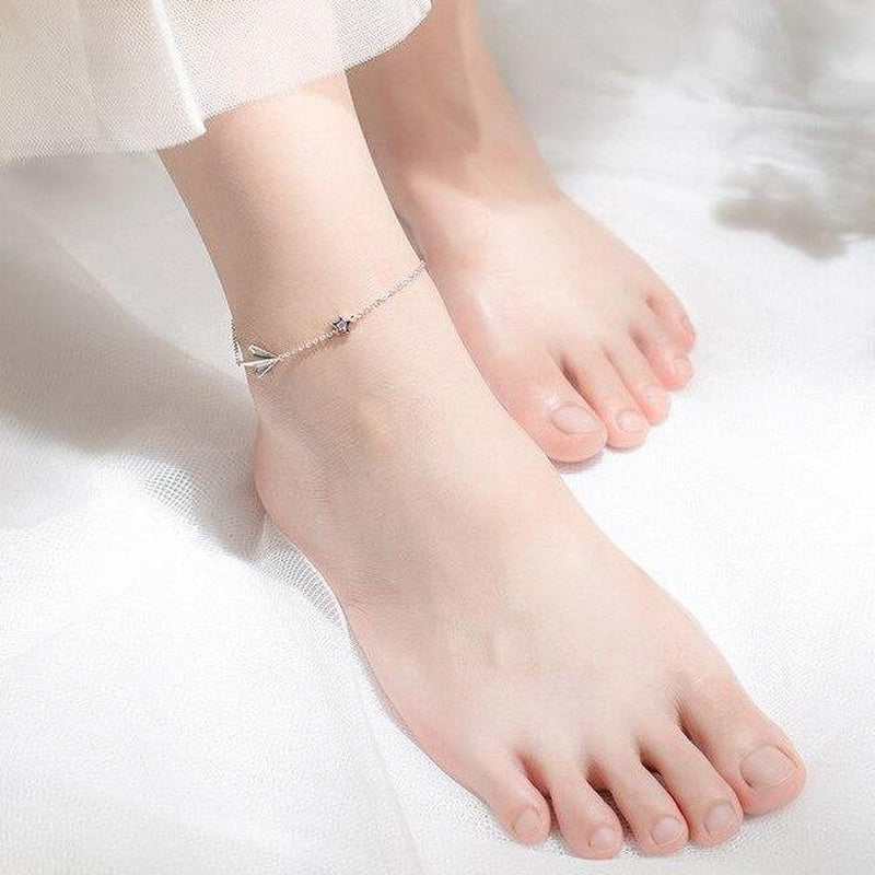 Take Me To Stars  Anklet