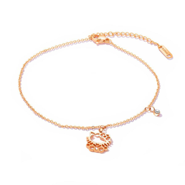 Hello Kitty Charm Fashion Anklet