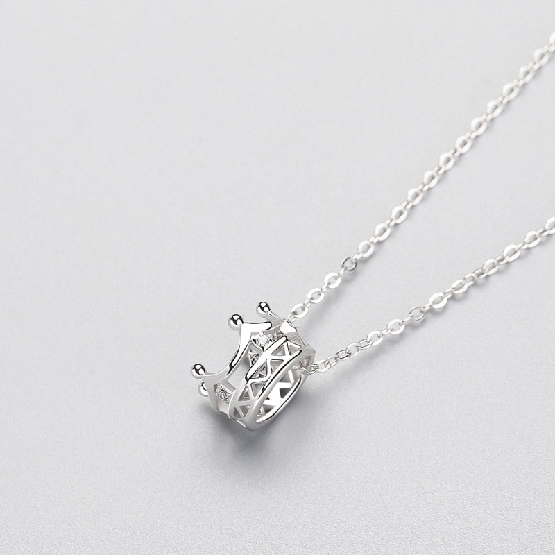 Would Be Princess  Minimal Necklace